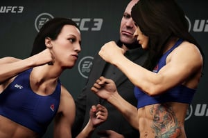 EA Sports UFC 3 Screenshot