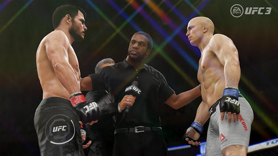 EA Sports UFC 3 Review - Screenshot 3 of 3