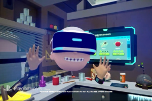 Rick & Morty: Virtual Rick-ality Screenshot