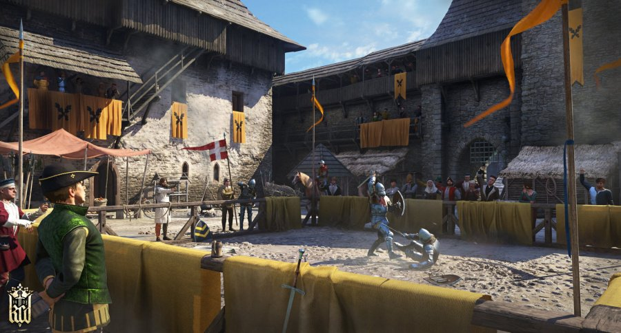 Kingdom Come: Deliverance Review - Screenshot 2 of 9
