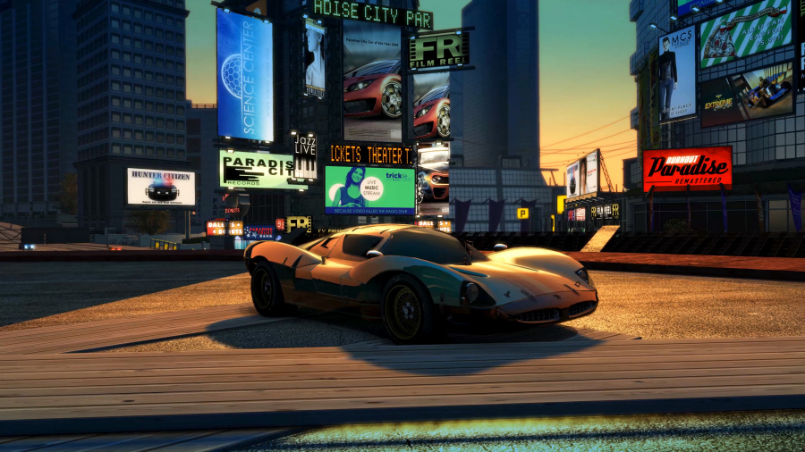 Burnout Paradise Remastered Review - Screenshot 1 of 3