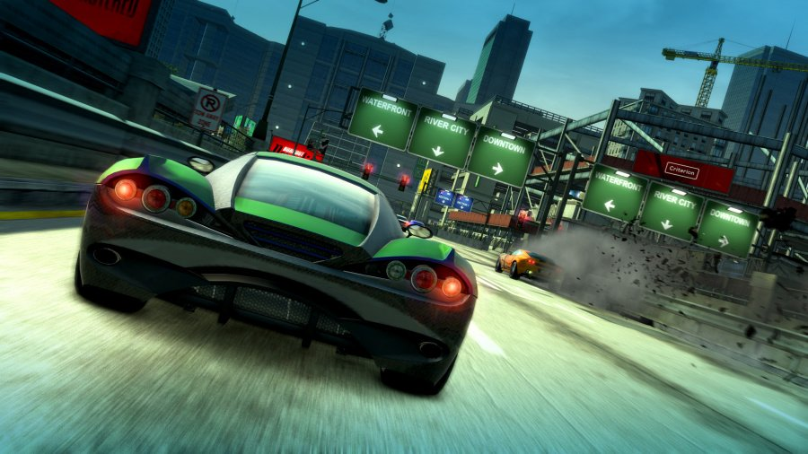 Burnout Paradise Remastered Review - Screenshot 2 of 3