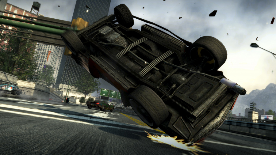 Burnout Paradise Remastered Review - Screenshot 3 of 3