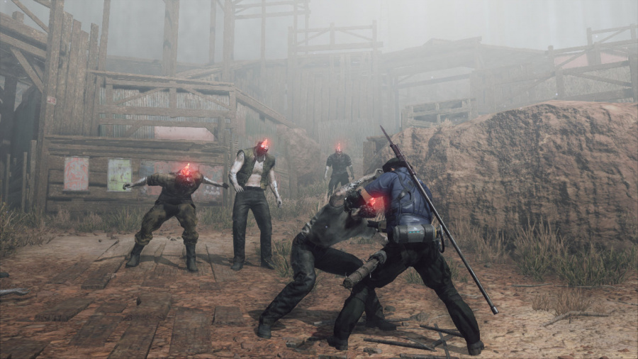 Metal Gear Survive Review - Screenshot 3 of 6