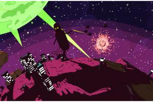 Jettomero: Hero of the Universe Screenshot