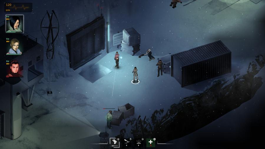 Fear Effect Sedna Review - Screenshot 1 of 5