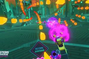 Blasters of the Universe Screenshot