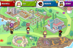 Scribblenauts Showdown Screenshot