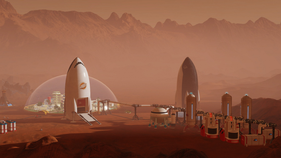 Surviving Mars Review - Screenshot 1 of 4