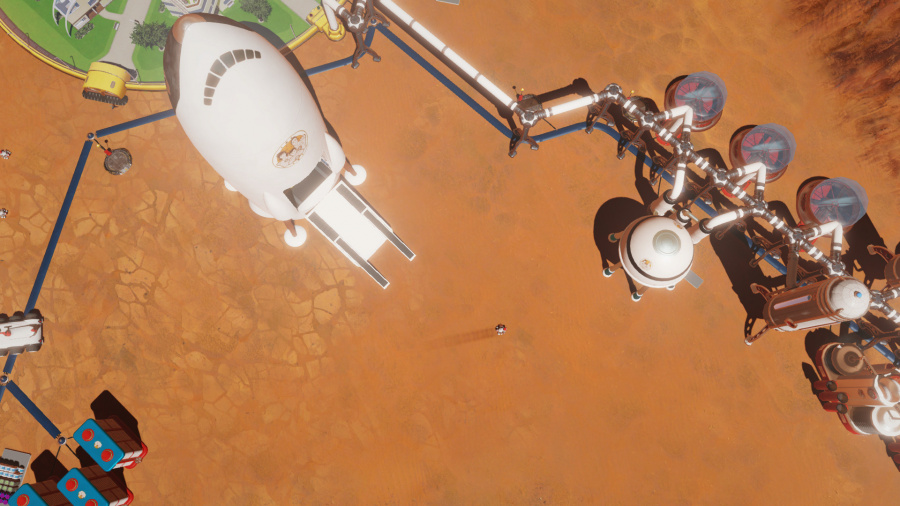 Surviving Mars Review - Screenshot 2 of 4