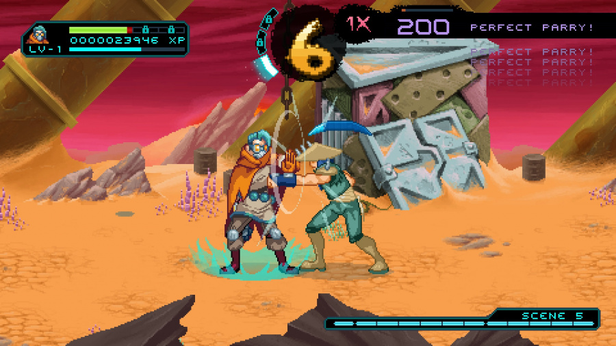 Way of the Passive Fist Review - Screenshot 1 of 4