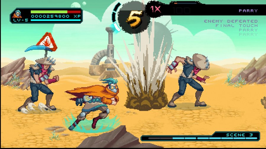 Way of the Passive Fist Review - Screenshot 1 of 3