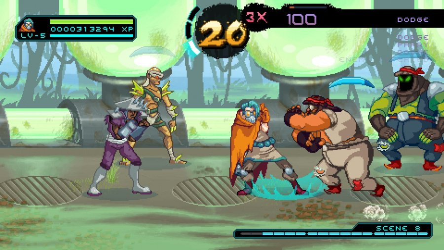 Way of the Passive Fist Review - Screenshot 3 of 4
