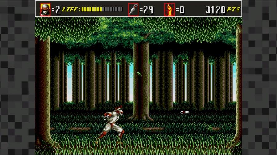 SEGA Mega Drive Classics Review - Screenshot 1 of 4