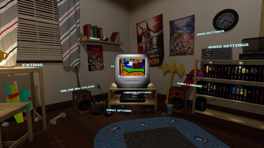 SEGA Mega Drive Classics Review - Screenshot 4 of 4
