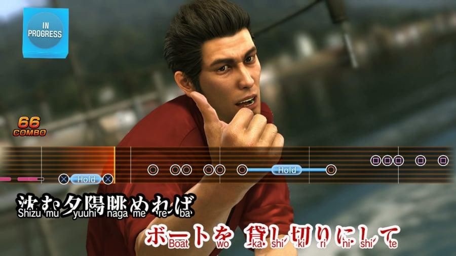 Yakuza 6: The Song of Life Review - Screenshot 3 of 5