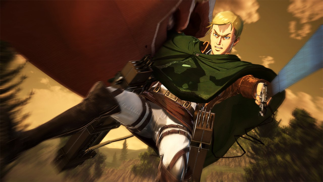 Attack on Titan 2 (PS4 / PlayStation 4) Game Profile ...