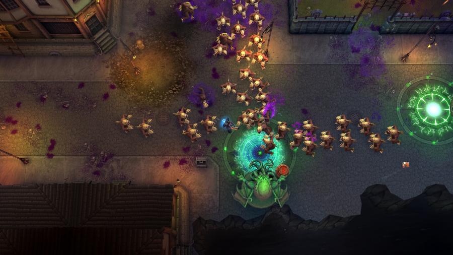 Tesla vs Lovecraft Review - Screenshot 2 of 3