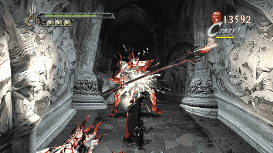 Devil May Cry HD Collection Review - Screenshot 1 of 6
