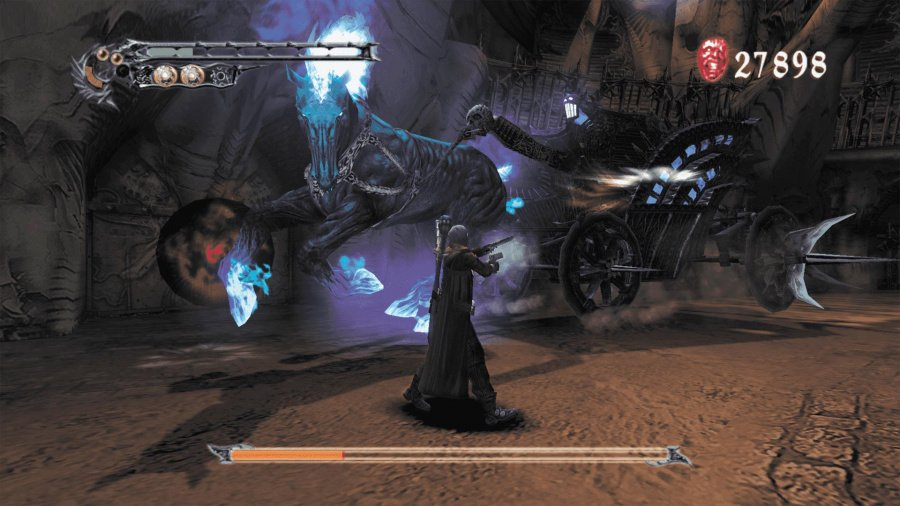 Devil May Cry HD Collection Review - Screenshot 2 of 6