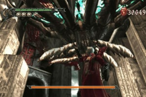 Devil May Cry HD Collection Screenshot