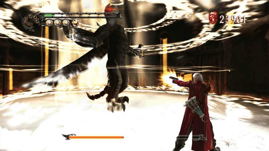 Devil May Cry HD Collection Review - Screenshot 5 of 6