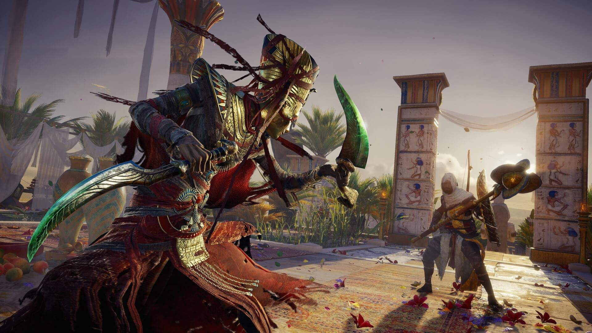 Assassins creed origins curse of the pharaohs review ps4 push assassins creed origins curse of the pharaohs review screenshot 2 of 3 malvernweather Choice Image