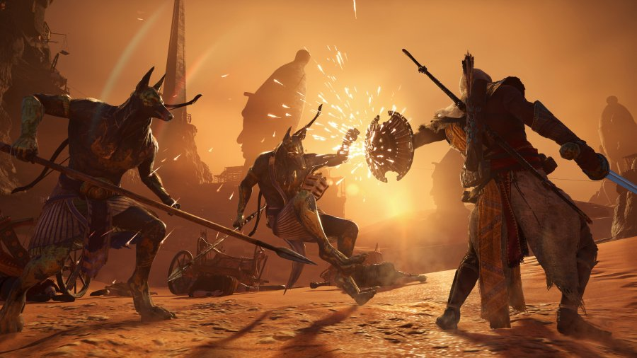 Assassin's Creed Origins: Curse of the Pharaohs Review - Screenshot 1 of 3