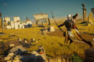 Assassin's Creed Origins: Curse of the Pharaohs Screenshot