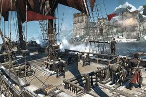 Assassin's Creed Rogue Remastered Screenshot