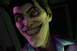 Batman: The Enemy Within - Episode Four: What Ails You Screenshot