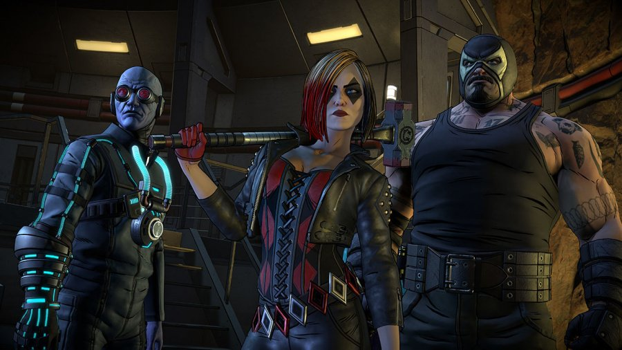 Batman: The Enemy Within - Episode Four: What Ails You Review - Screenshot 1 of 2
