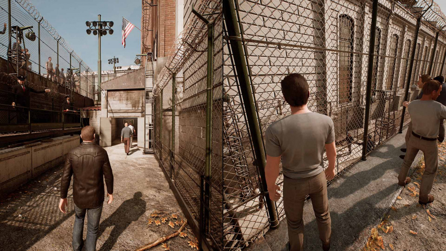 A Way Out Review - Screenshot 1 of 4