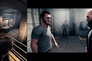 A Way Out Screenshot