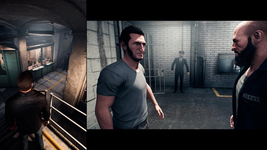 A Way Out Review - Screenshot 3 of 4