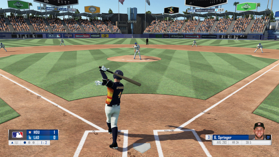 R.B.I. Baseball 18 Review - Screenshot 2 of 2