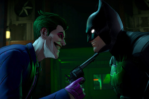 Batman: The Enemy Within - Episode Five: Same Stitch Screenshot
