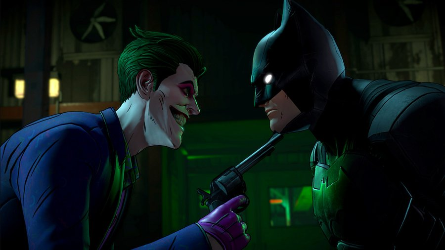 Batman: The Enemy Within - Episode Five: Same Stitch Review - Screenshot 1 of 2