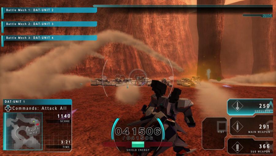 Assault Gunners HD Edition Review - Screenshot 1 of 3