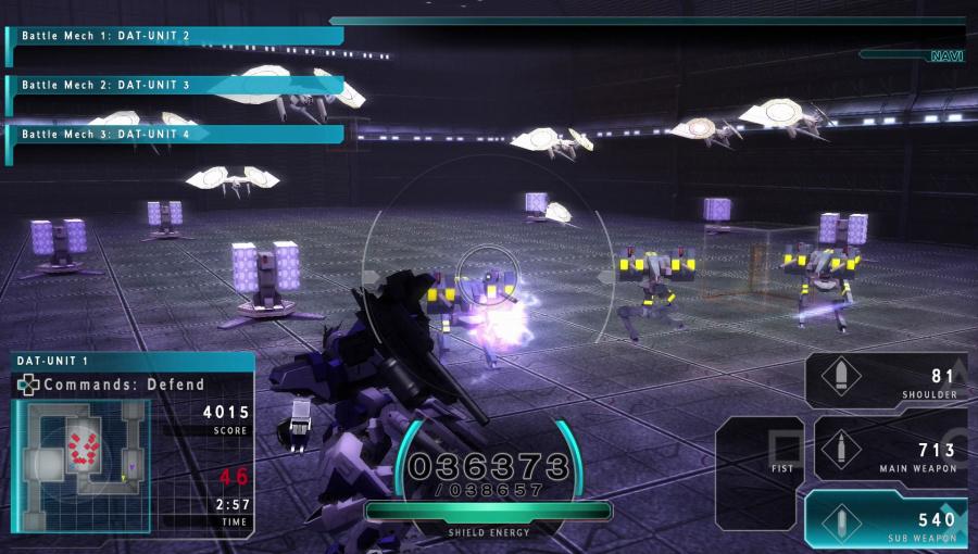 Assault Gunners HD Edition Review - Screenshot 2 of 3