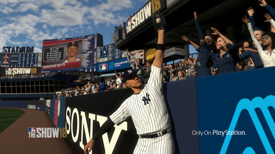 MLB The Show 18 Review - Screenshot 2 of 4