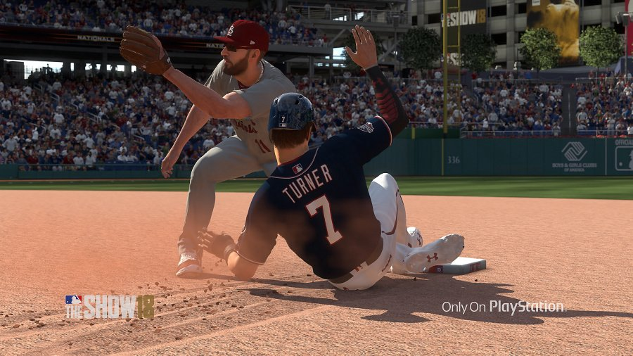 MLB The Show 18 Review - Screenshot 3 of 4