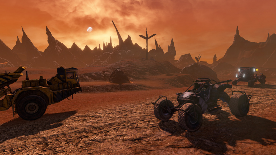 Red Faction: Guerrilla Re-Mars-tered Review - Screenshot 4 of 5