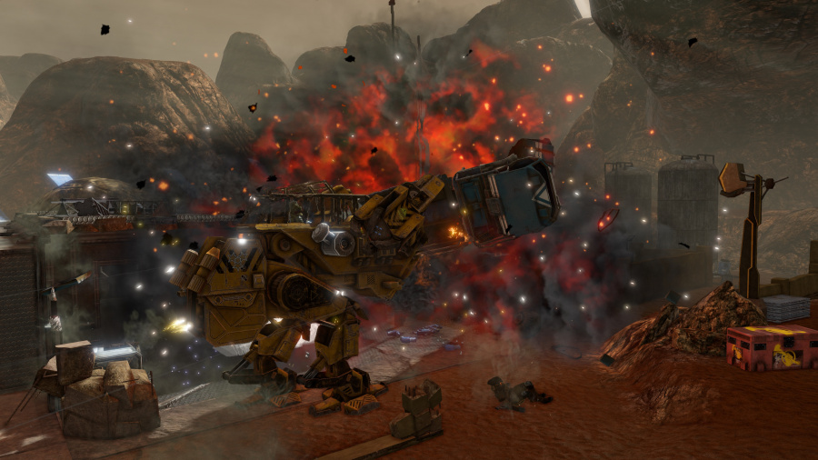 Red Faction: Guerrilla Re-Mars-tered Review - Screenshot 1 of 5