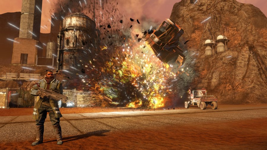 Red Faction: Guerrilla Re-Mars-tered Review - Screenshot 2 of 5