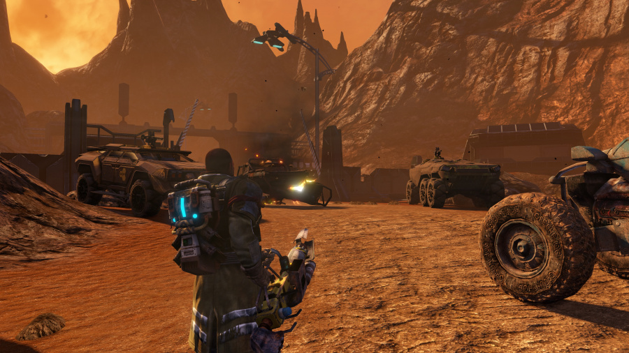 Red Faction: Guerrilla Re-Mars-tered Review - Screenshot 3 of 5