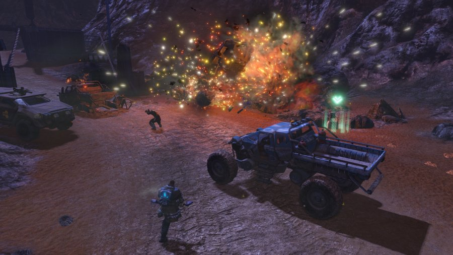 Red Faction: Guerrilla Re-Mars-tered Review - Screenshot 5 of 5