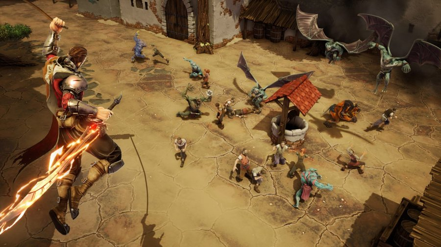 Extinction Review - Screenshot 3 of 5