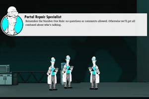 Super Daryl Deluxe Screenshot