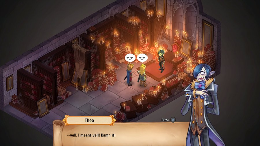 Regalia: Of Men and Monarchs - Royal Edition Review - Screenshot 1 of 4